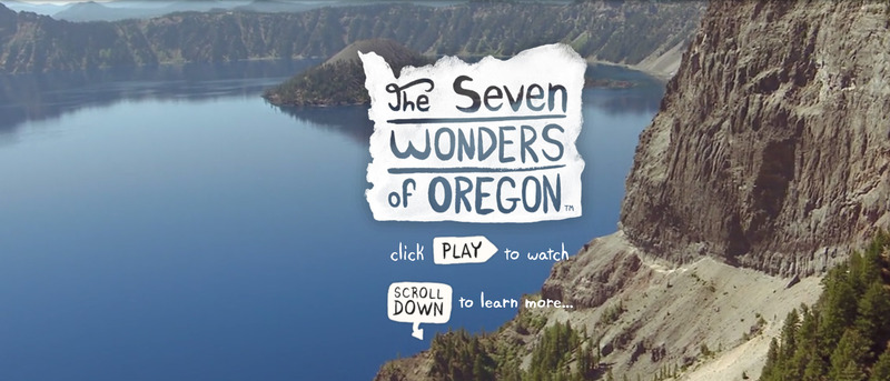Oregon's Seven Wonders video